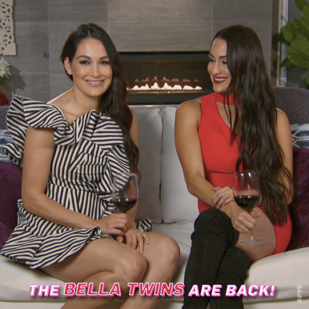 TotalBellas came back at full twin force! Watch the season premiere right here: