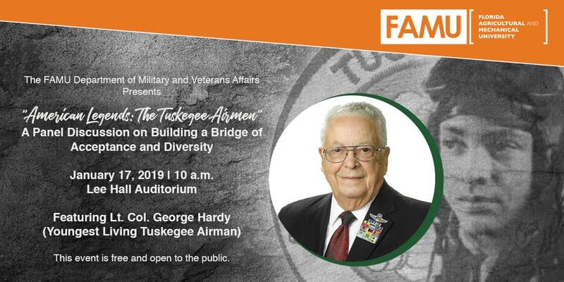 test Twitter Media - At 93 years old Lieutenant Colonel George Hardy is the youngest Tuskegee Airmen alive today. Learn about this living legend's story during a panel discussion this Thursday, January 17. https://t.co/bJ1JFnd8P6