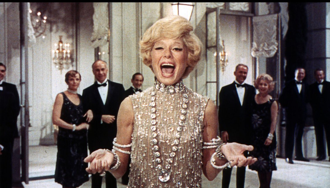 Farewell, Dolly. Taking your final bow but revered and loved forever. RIP Carol Channing. https://t.co/9uj8OCPvyM