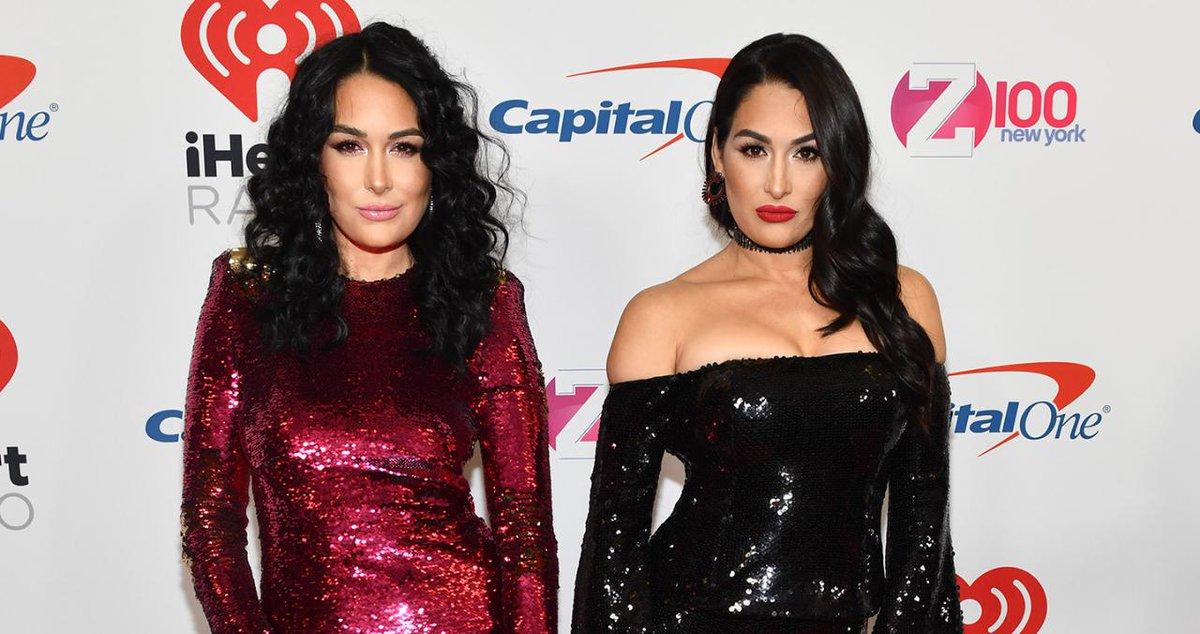 Nikki Bella Says She Debriefs Ex John Cena After Her Dates: 'I's Just Who I Am'