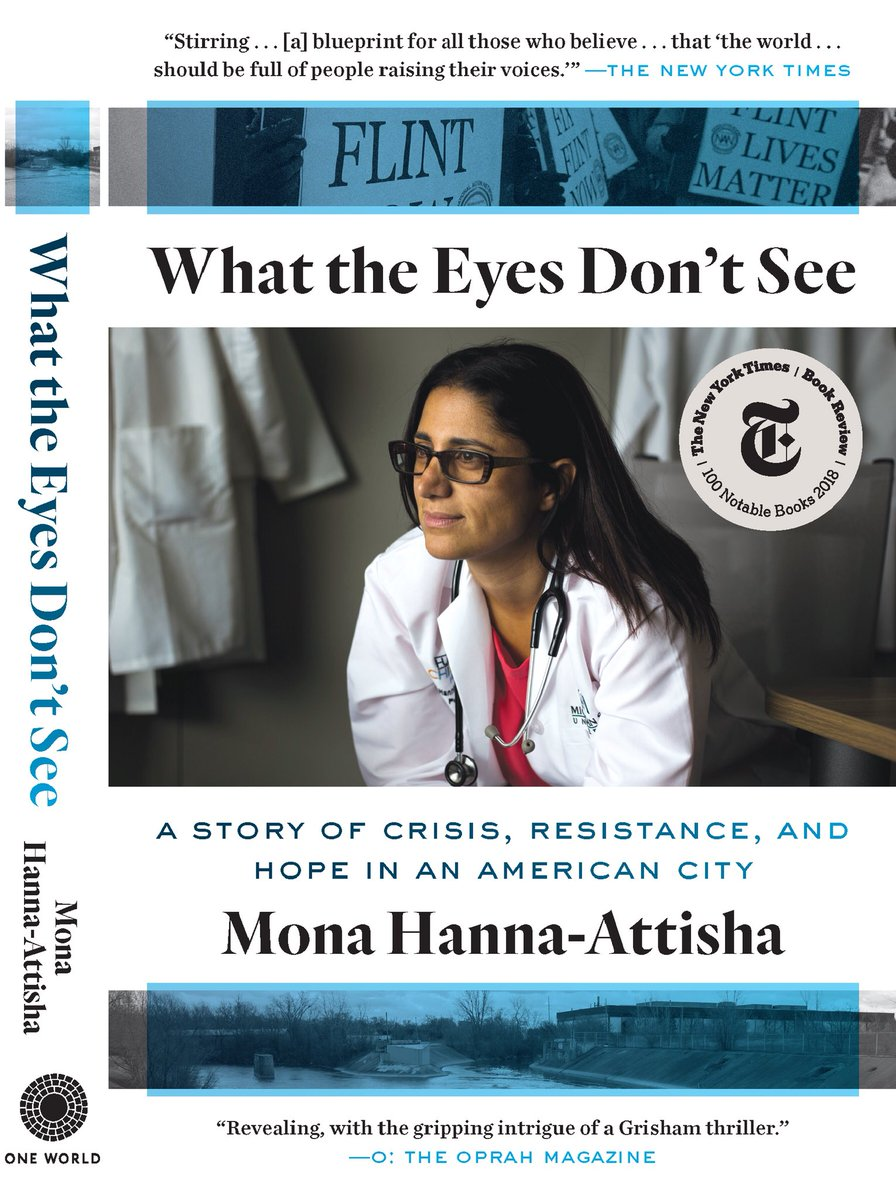 RT @MonaHannaA: Check out the new cover for WHAT THE EYES DON'T SEE.   Paperback release date is February 5! https://t.co/6lqrmhndkA