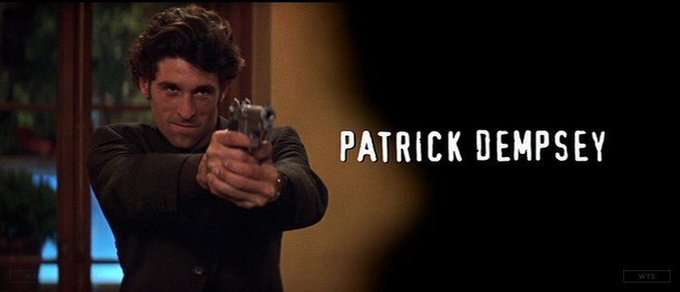 Born on this day, Patrick Dempsey turns 53. Happy Birthday! What movie is it? 5 min to answer!