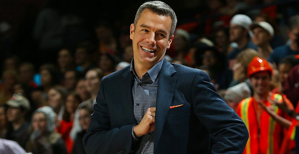What Tony Bennett said after #UVA defeated Clemson … https://t.co/4Z933qPcd6 https://t.co/Hd8gquEKxV