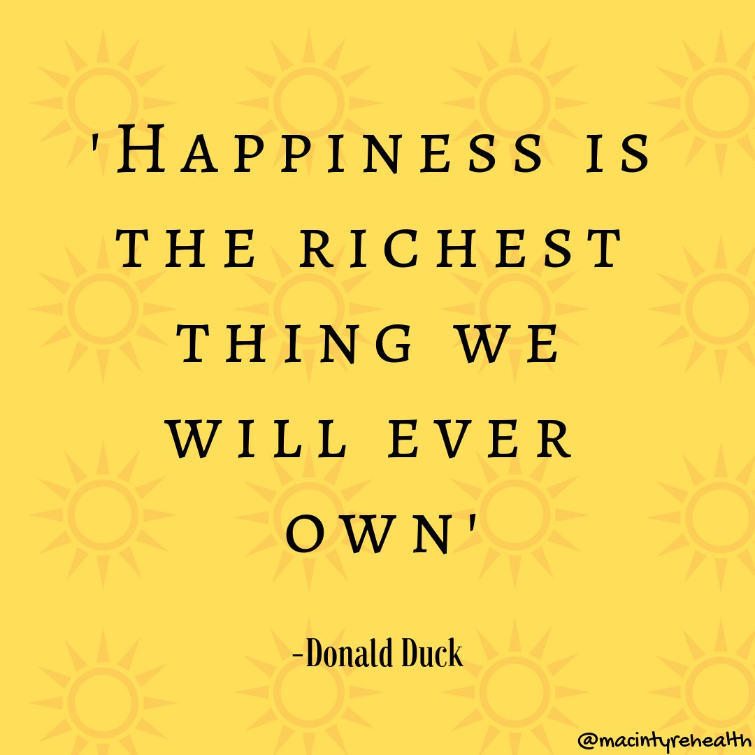test Twitter Media - Happiness is the richest thing we will ever own - Donald Duck  🌞🌞🌞  #macintyrehealth #diabetesnursespecialist #type1diabetes #type2diabetes #gestationaldiabetes #t1dm #d2dm #strongertogether #happy #happiness #happinessisrich #rich #inspirationalquote https://t.co/4Vd5gQWCDD