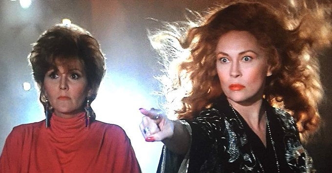 On this day, in 1941, actress Faye Dunaway was born.  Happy Birthday Faye, sorry you had to be in Supergirl