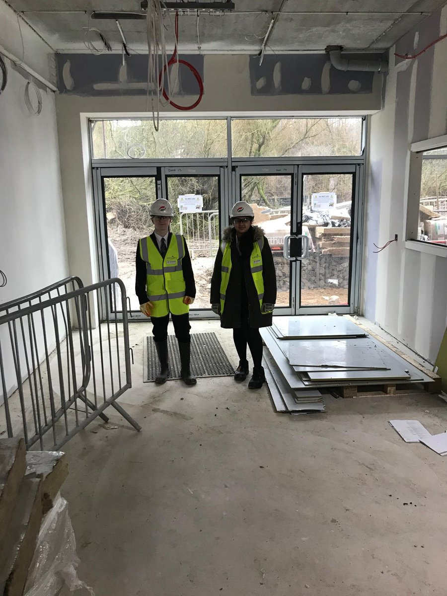 test Twitter Media - Fantastic site visit to our new building on Friday, learners are so excited and can't wait for the move! Thanks as always to @gallifordtry and David for being photographer! https://t.co/J7TvXDDgM3