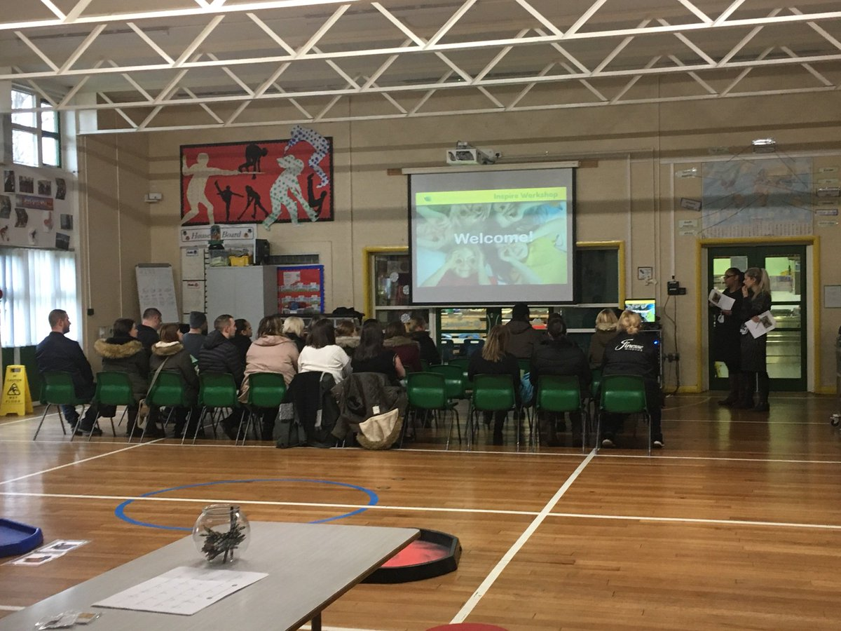 test Twitter Media - Reception Inspire is taking place this morning. Great turnout!  The focus is Reading, Writing and Phonics. https://t.co/KO6gdn77kK