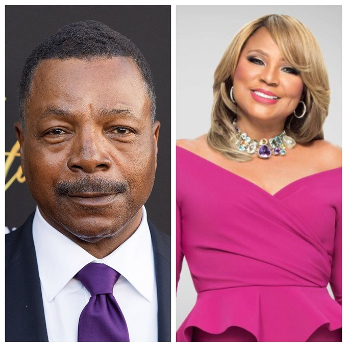 Happy Birthday to Carl Weathers and Evelyn Braxton!