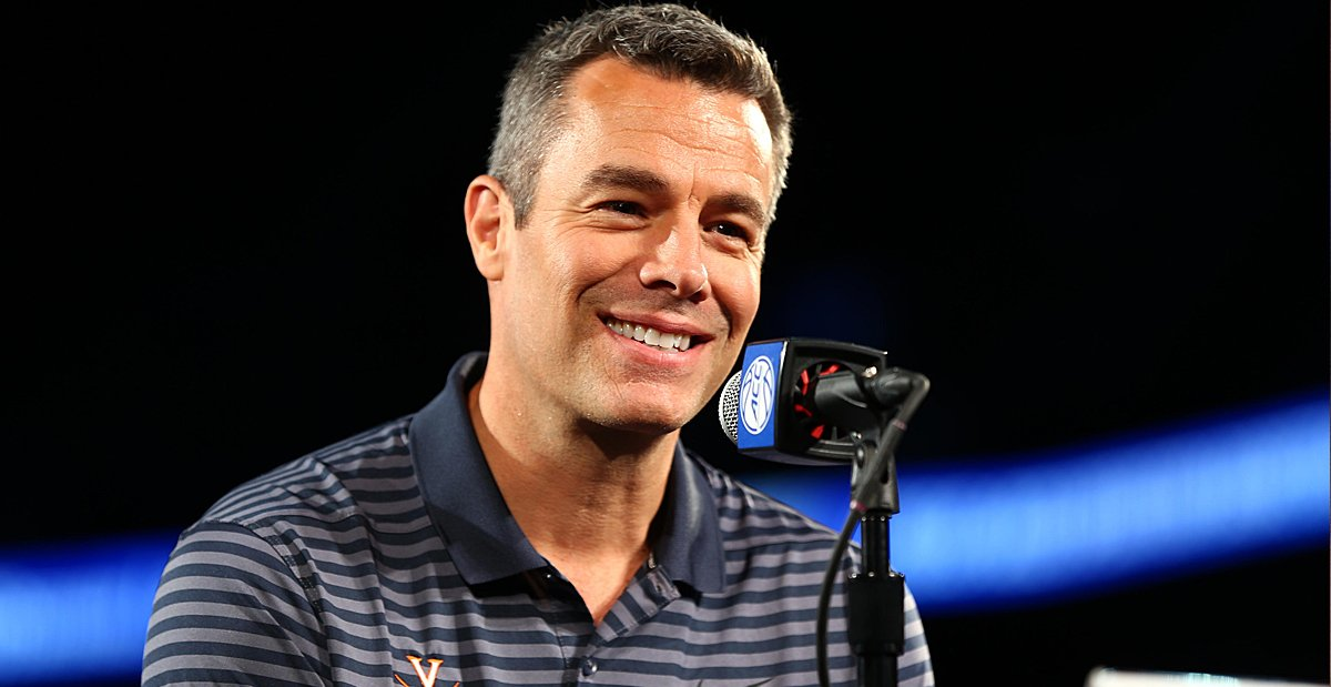 Updates from #UVA head coach Tony Bennett portion of the ACC Teleconference … https://t.co/g2mlTybLCo https://t.co/pLO8mBfGrP