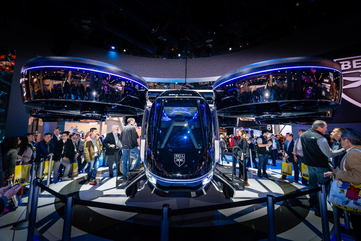 #CES2019 Proves AI and 5G Will Transform the Future https://t.co/nkZ0sv6DTO https://t.co/dvcBF23dOD