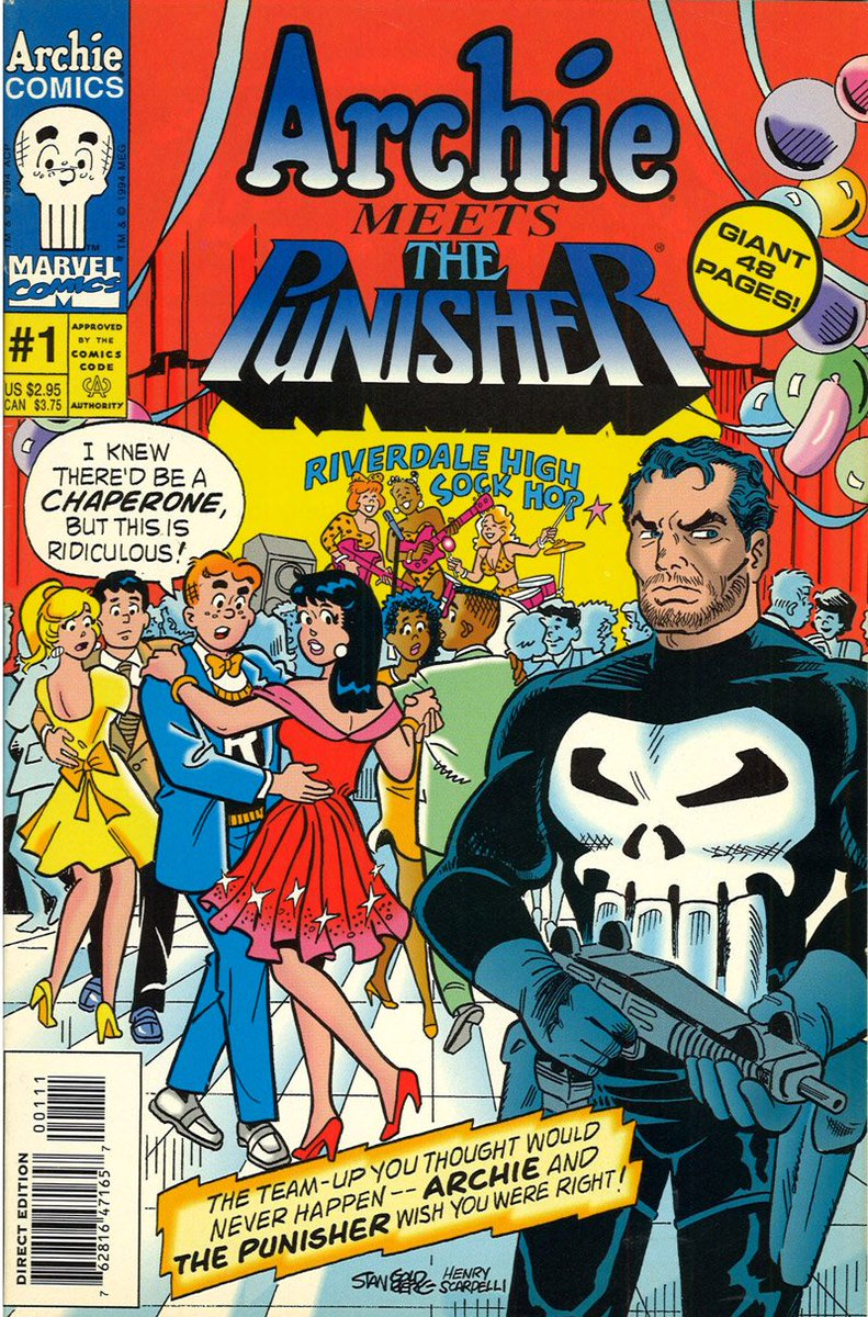 test Twitter Media - We're saddened to learn of the passing of comics creator Batton Lash, best known to Archie fans for his work on Archie Meets The Punisher and Archie: Freshman Year.   Our thoughts are with his family, friends, and fans during this difficult time. https://t.co/M1B4TRcmt6