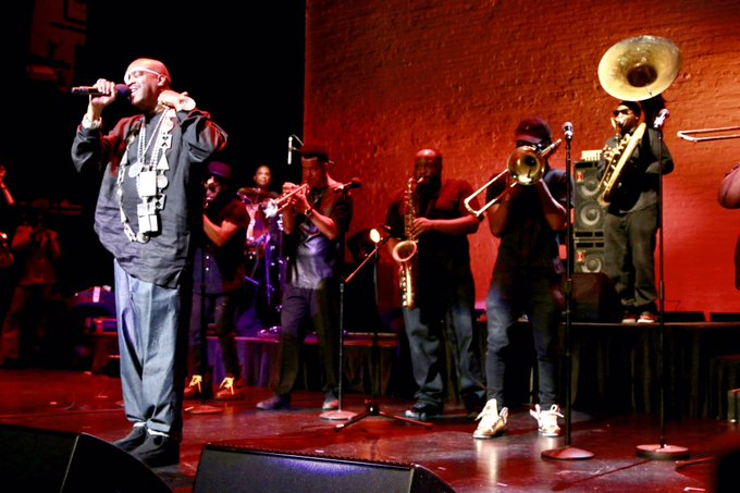 Happy birthday to our brother Slick Rick! We always love rockin with you fam!