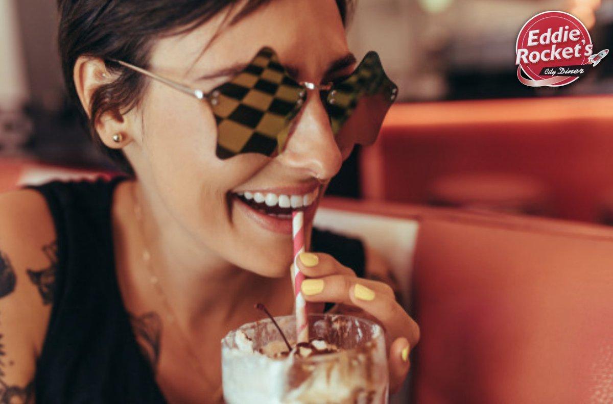 #Milkshake love, what shake dreams are made of 😍 https://t.co/SnDzBYUZ8z