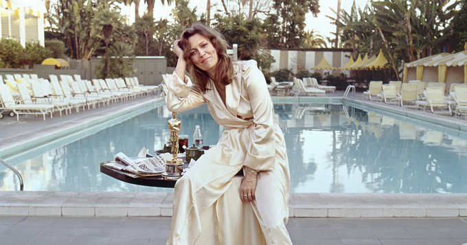 Happy Birthday Faye Dunaway! We re looking forward to welcoming you back to Broadway this year! Terry O Neill