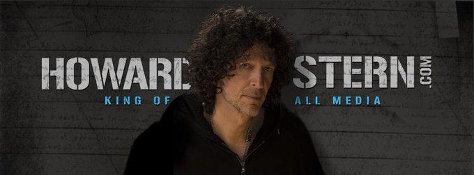 """Happy 64th Birthday to \""""Rock-Jock\"""" Howard Stern today. Happy Birthday Howard !"""