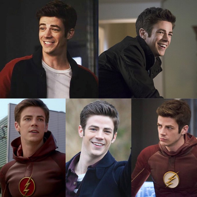 Happy Birthday to one of my favorite actors, Grant Gustin!