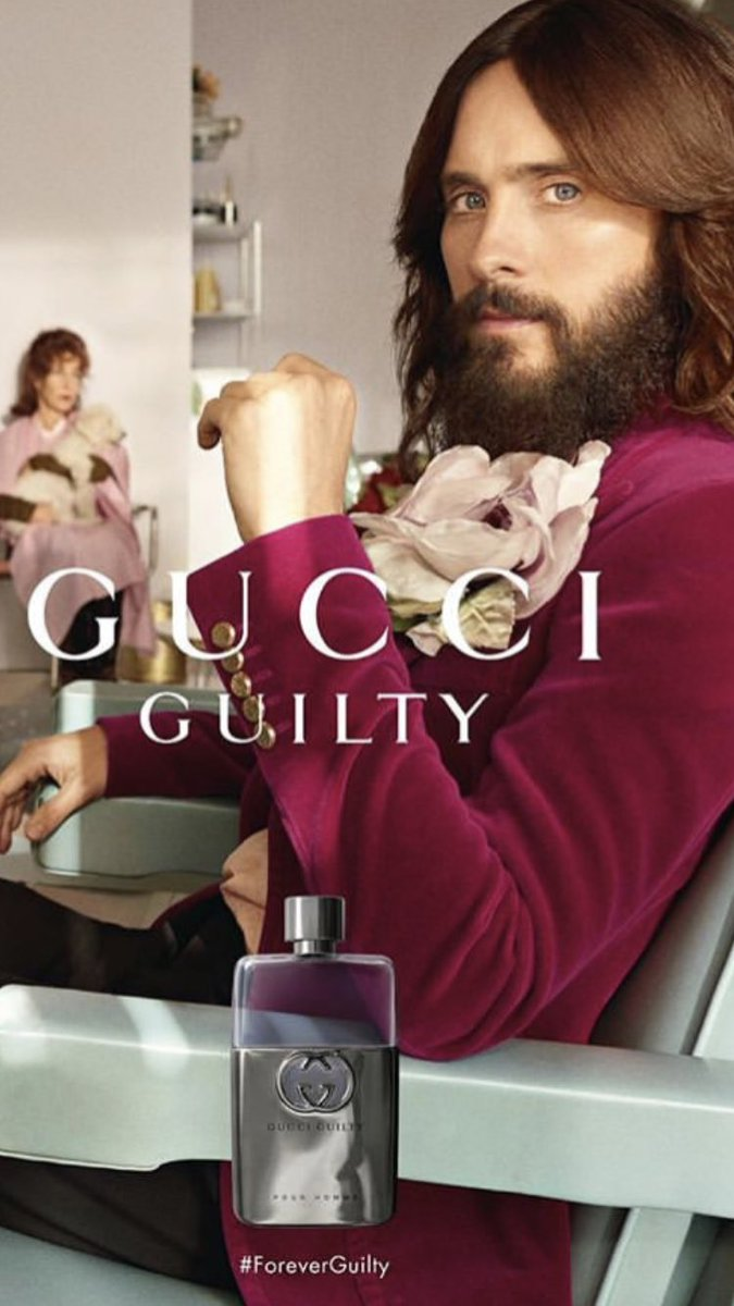 Check out the new video for @gucci #ForeverGucci at https://t.co/RAe6g0yspJ  #GucciBeauty #GucciGang https://t.co/aCbcmPBC6Z