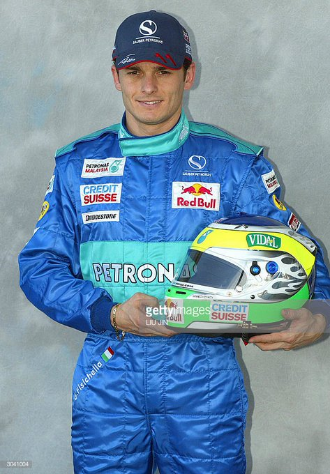 Happy Birthday Giancarlo Fisichella! (Racing for during 2004 shown in pics)