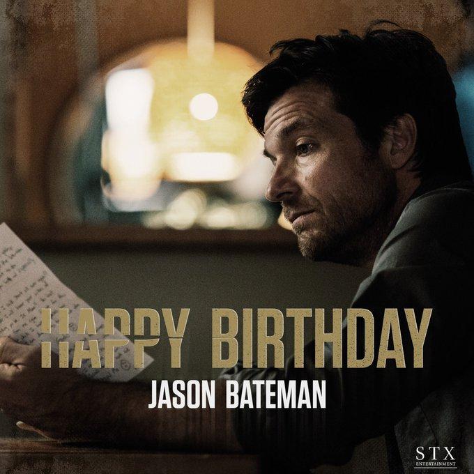 Happy birthday to the talented Jason Bateman!