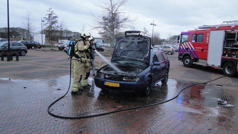 test Twitter Media - Op het EDS Plein Coevorden is vanmiddag een auto uitgebrand. De brand ontstond onder de motorkap. Brandweerlieden hadden de situatie snel onder controle, maar konden niet voorkomen dat er onherstelbare schade ontstond https://t.co/4ojbHNRdzZ https://t.co/Ez99vb0MaA
