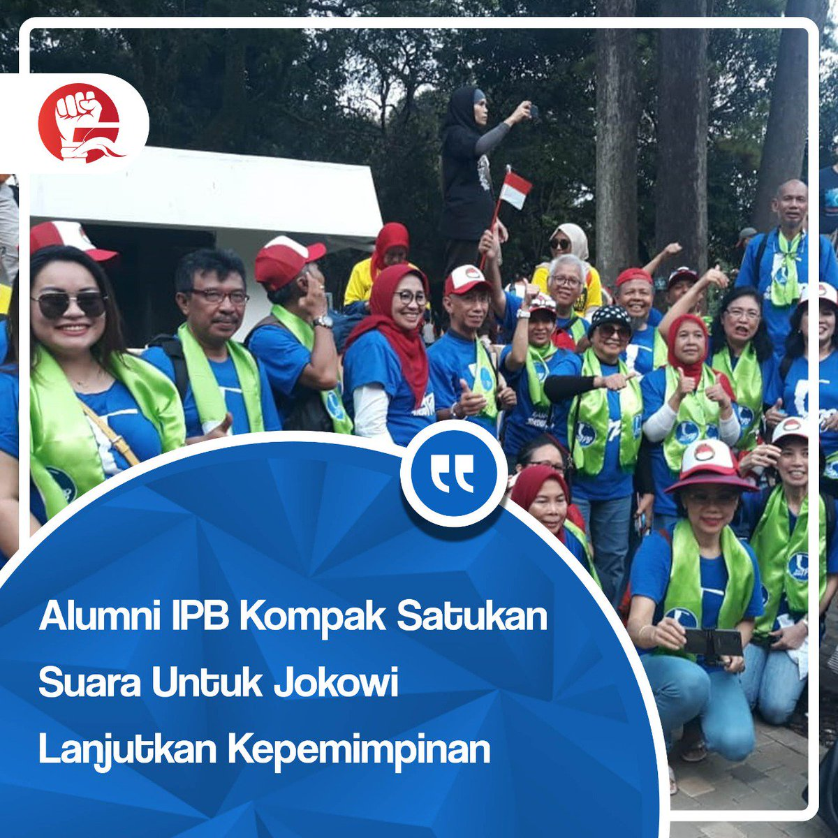 #jokowipresidenku #rekanjokowi #rekanjokowisulsel #ayoteruskerja #indonesiakuat https://t.co/bsDTkoPVeg