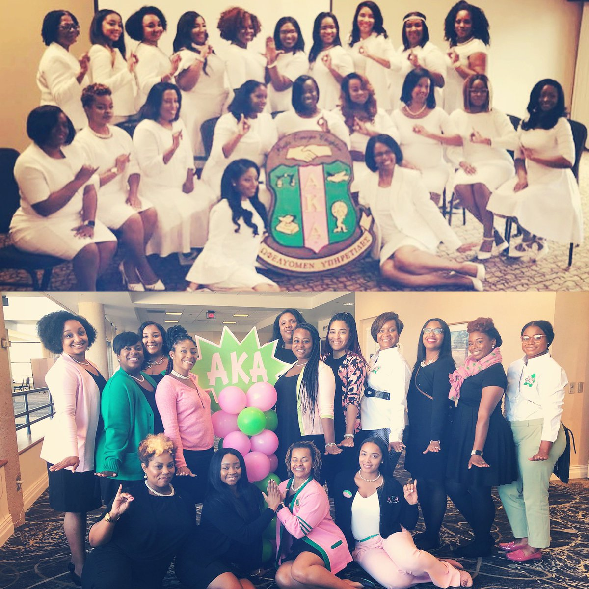 test Twitter Media - #HappyMothersDay to the illustrious women of Alpha Kappa Alpha Sorority Incorporated!! #servicetoallmankind #AKA111 #AKAFoundersDay 💗💚 https://t.co/D1njegGmv4