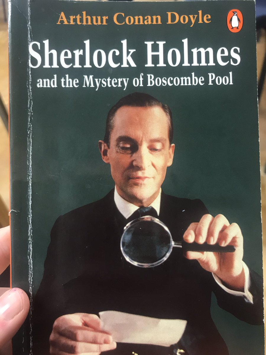 test Twitter Media - Tonight at Cakes and Classics, we reviewed Treasure Island- not everyone was a fan! Our next book is Sherlock Holmes🕵️♂️ 🕵️♀️ https://t.co/DhcMwwa3VK