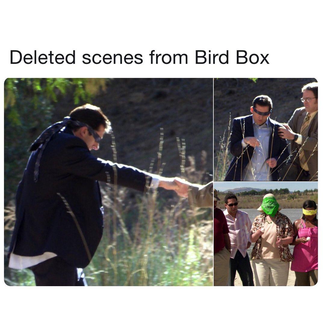 Hahahah #BirdBox https://t.co/hWwHlRW1UD
