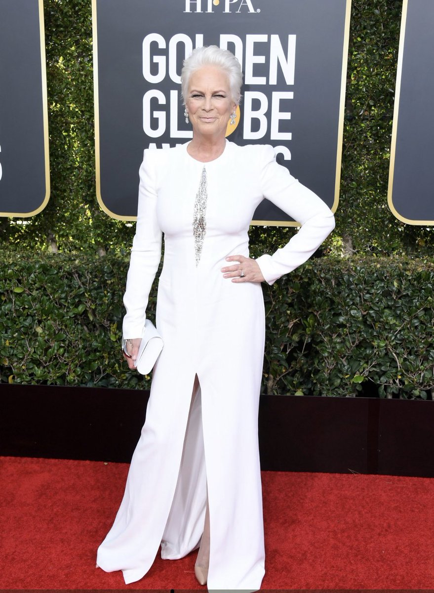 Loving this look on ⁦@jamieleecurtis⁩ https://t.co/1bg7LvFLMp