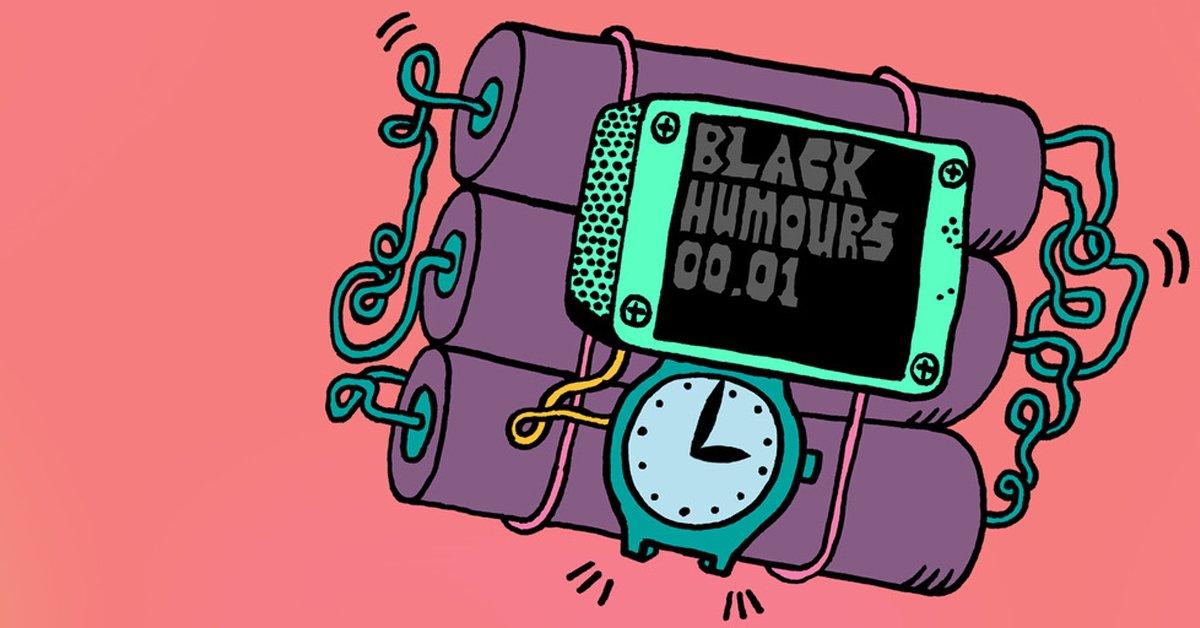 BLACK HUMOURS BY JODY BARTON 2019SSの最新ヴィジュアルが公開 https://t.co/EcK4VwTaMW https://t.co/iprreW22Pz