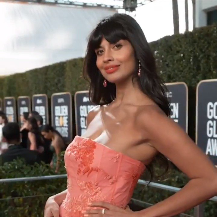 Jameela, you know we know your name! ♥ to you and TheGoodPlace!