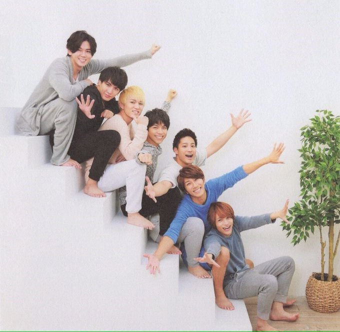 ジャニーズwest 濱田 写真