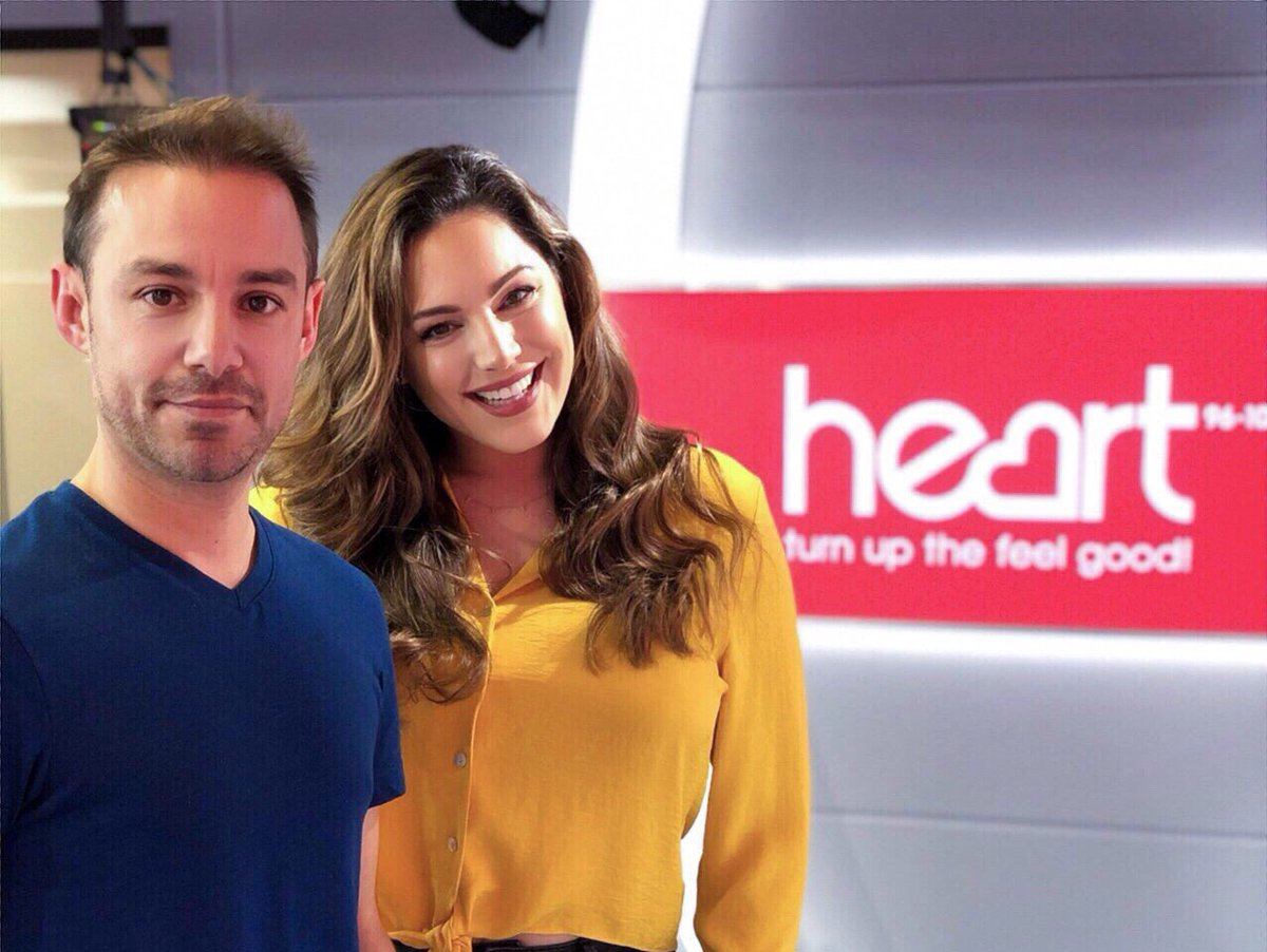 RT @thisisheart: Join @jkjasonking & @IAMKELLYBROOK weekdays 4-7pm, and Saturdays 6-10am on Heart ❤️ https://t.co/valVTux4E9