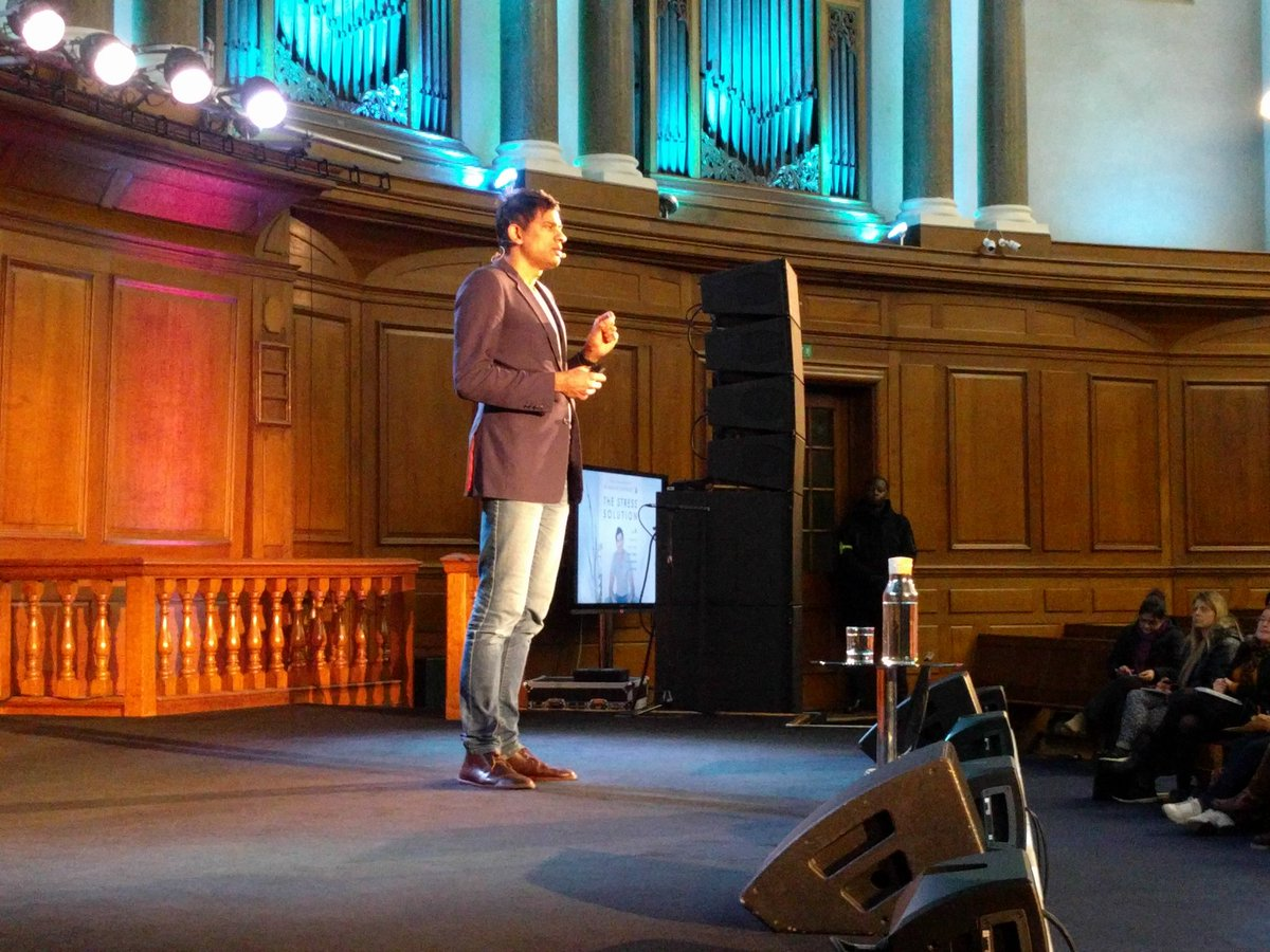 "test Twitter Media - @drchatterjeeuk ""the stress response evolved to keep us safe from predators. Sugar helps you run faster. High blood pressure transports oxygen. The emotional brain goes on high alert...."" https://t.co/e8MecIDoFO"