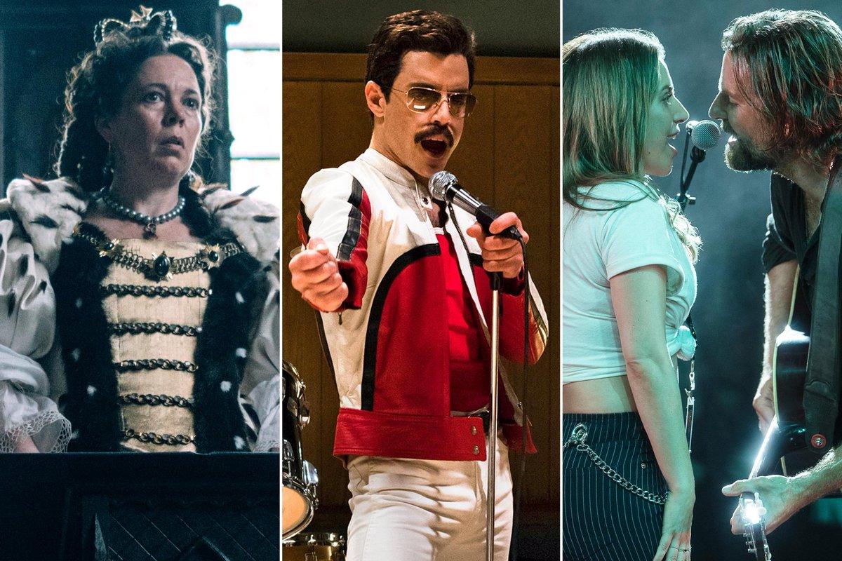 test Twitter Media - BAFTAs 2019: The full list of nominations  https://t.co/pVGXgTY3Lc  #EEBAFTAs #BAFTA #TheFavourite #AStarIsBorn #BohemianRhapsody #BradleyCooper #LadyGaga #OliviaColman #EmmaStone #RachelWeisz #RamiMalek https://t.co/AhPzamaKSb