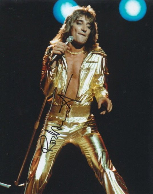 Happy Birthday, Rod Stewart!