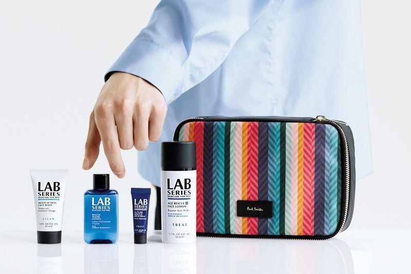RT @MENSNONNOJP: ラボ シリーズ × ポール・スミス、という最強のコラボレーション! https://t.co/vsqaU3oNGt  マルチストライプのポーチに洗顔料・化粧水・乳液・美容液がセット。 https://t.co/knFFPFSD44