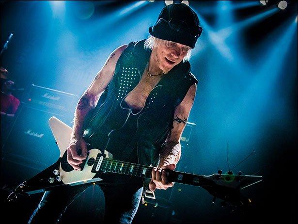 Happy Birthday Today 1/10 to former Scorpions/UFO guitarist Michael Schenker. Rock ON!