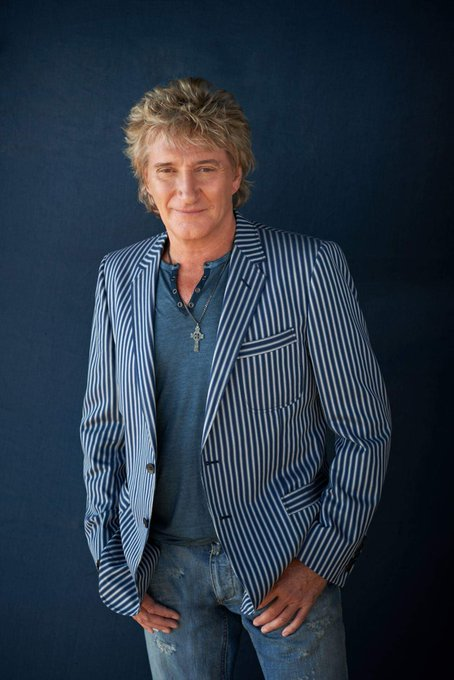 "Sir Roderick David ""Rod\"" Stewart Birth 1945.1.10 ~ Happy Birthday"