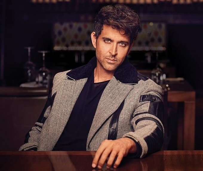 Happy Birthday Greek God HRITHIK ROSHAN