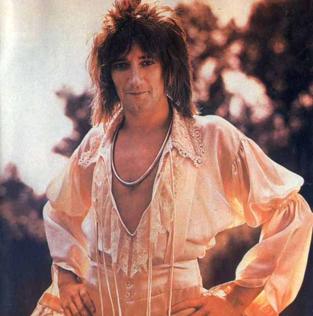 Happy birthday, Rod Stewart