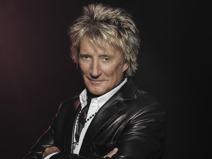 Happy Birthday dear Sir Rod Stewart!