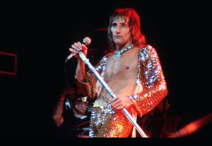 Happy Birthday Sir Rod  Stewart, CBE  10 th January 1945  is a British rock singer and songwriter.