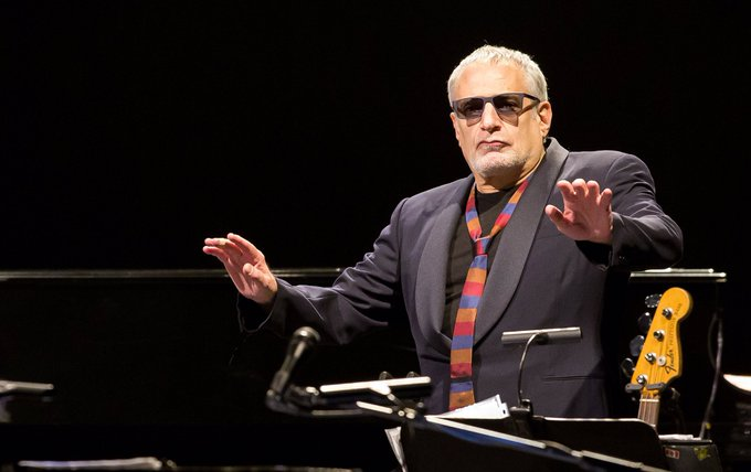 Happy Birthday to Donald Fagen, a powerful presence in American music for so many years.