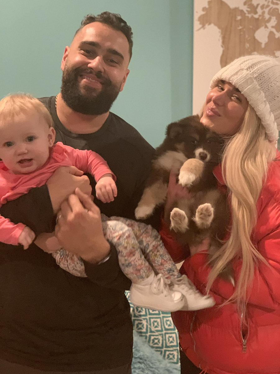 Can you guess how the #RusevDay & #LanaDay family changed forever ???? @RusevBUL https://t.co/t668WG6vIt