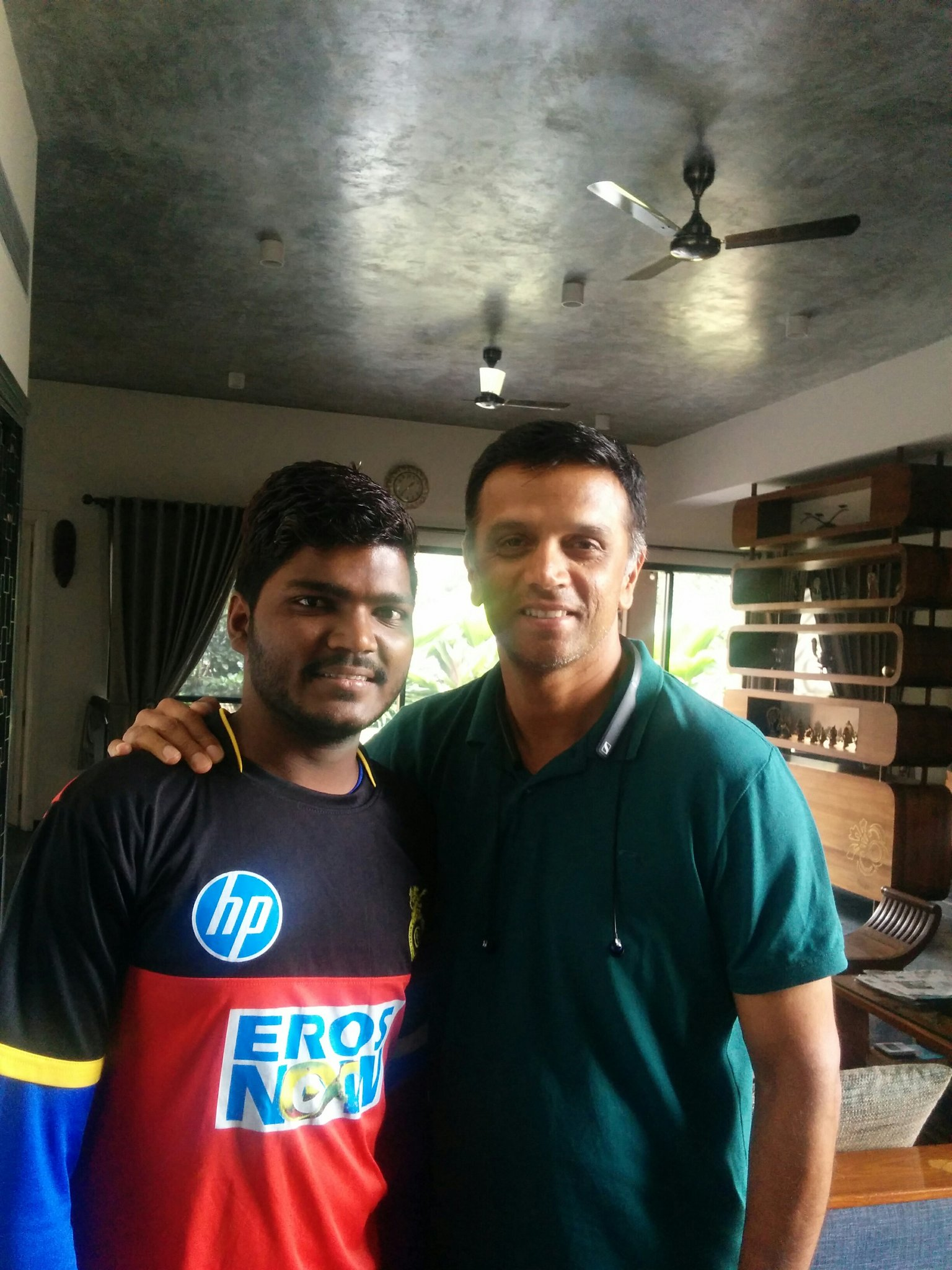 Happy birthday Dravid sir