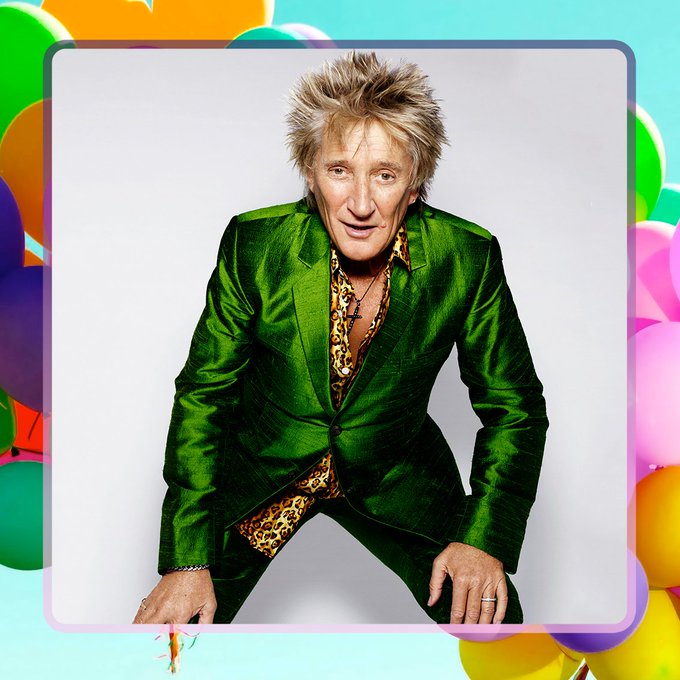 Happy Birthday  Which Rod Stewart track is your favourite??