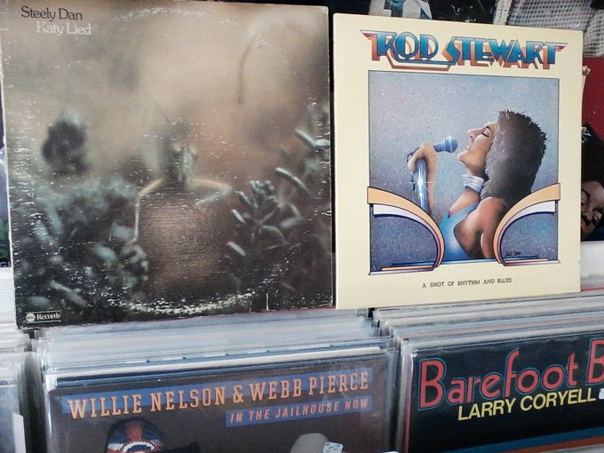 Happy Birthday to Donald Fagen of Steely Dan & Rod Stewart