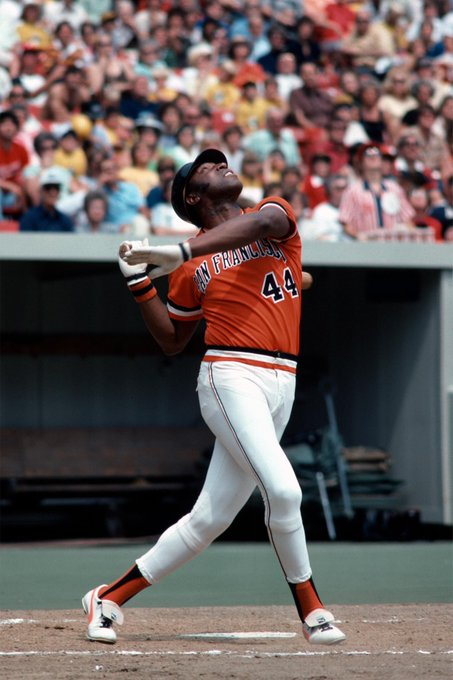 Happy 81st birthday in heaven to MLB Hall of Famer Willie McCovey