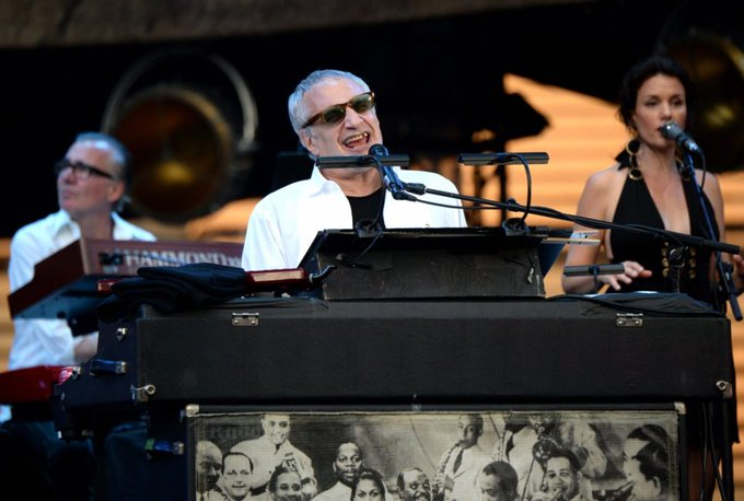 Happy Birthday Donald Fagen: Steely Dan Live In Detroit 2000